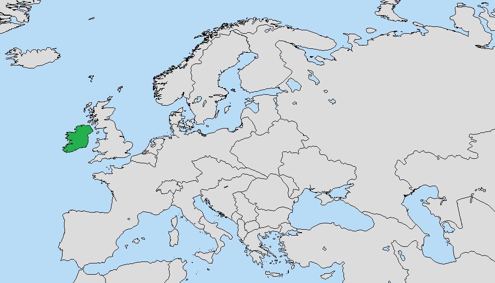 Irlanda (Gran Imperio Alemán)