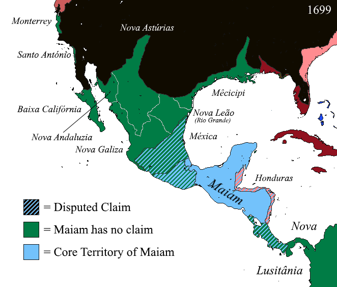 European colonies in relation to Maiam 1699.png