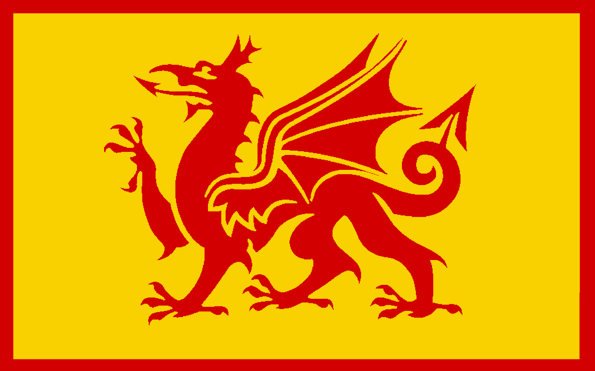 Kingdom of Wales (Merveilles du Monde Map Game)