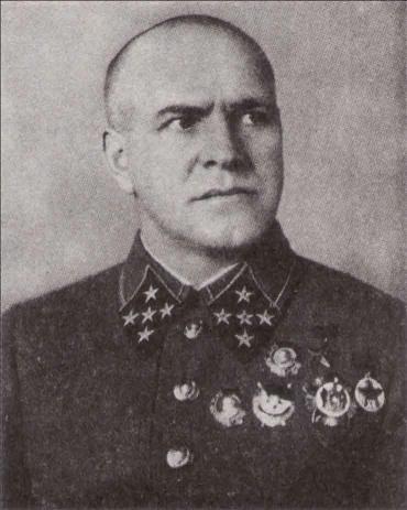 Gueorgui Zhúkov (Utopía Nazi)
