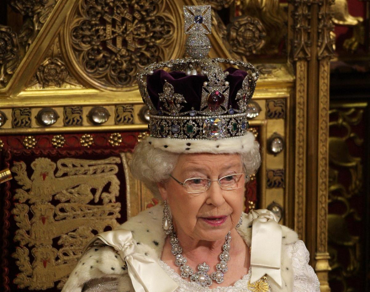Isabel II (Utopía Nazi)