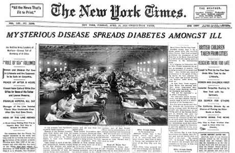 Old newspaper diabetes virus.png