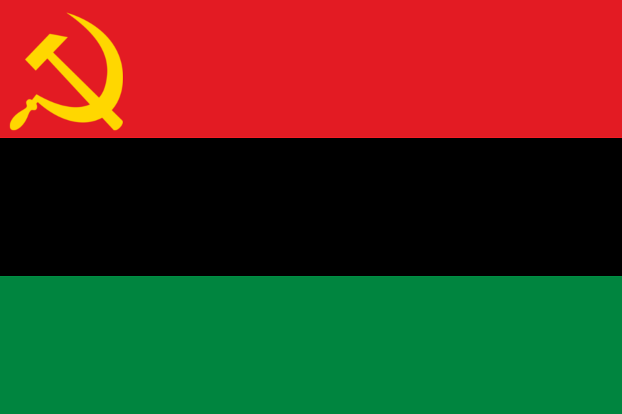 African Democratic Republic (What Bolsheviks?)