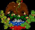 Escudo de Armas Azteca