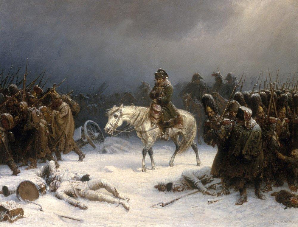 1814: A German-Italian Path