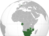 South Africa (Night of the Living Alternate History Map Game)