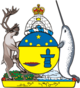 Coat of Arms of Nunavut / ᓄᓇᕗᑦ (Nunavut)