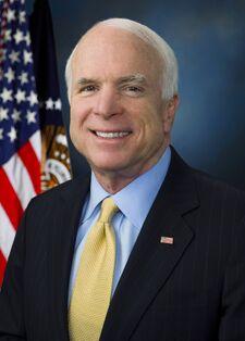John McCain (Kennedy's America)