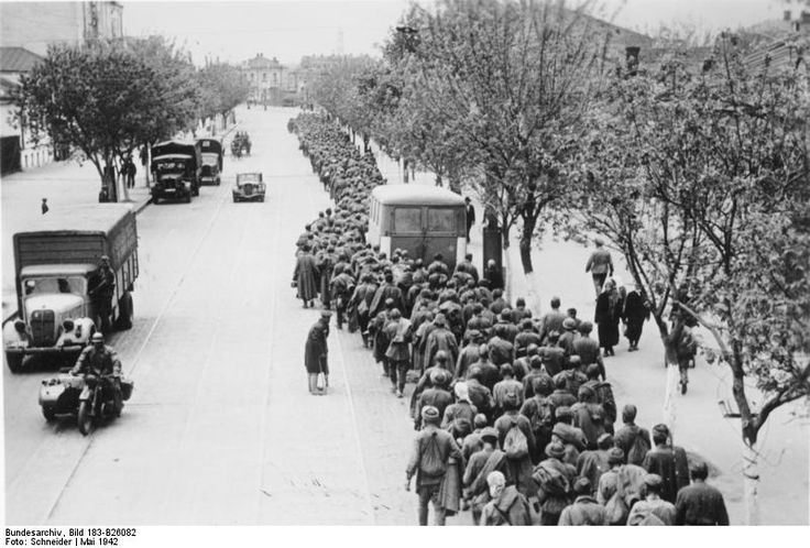 Batalla de Gorki (Utopía Nazi)