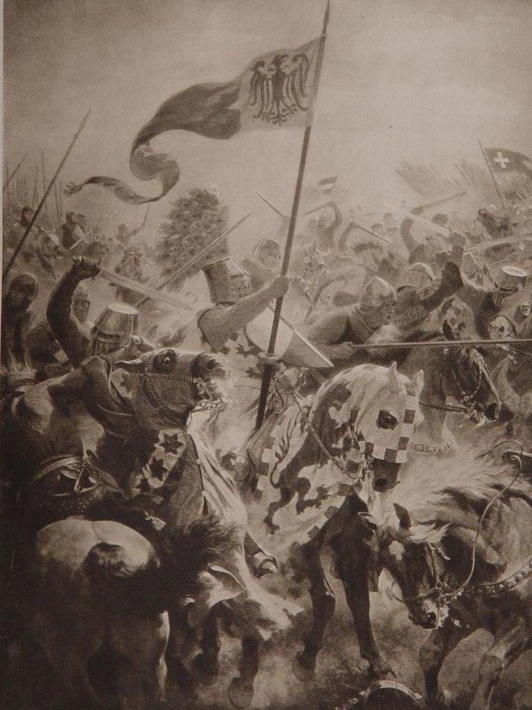 Чешско-имперская война (Франкский Египет)