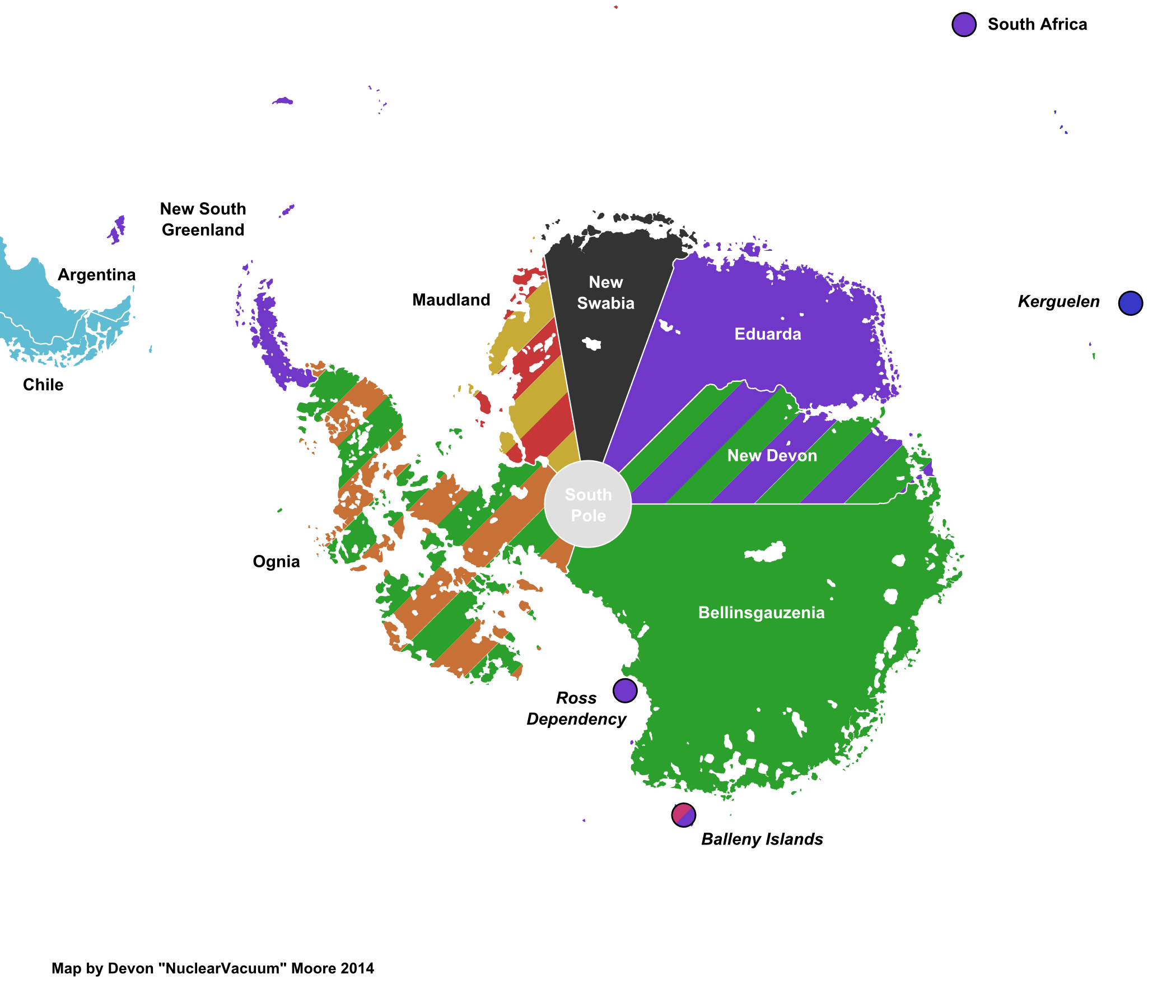 Languages of Antarctica (Great White South).png