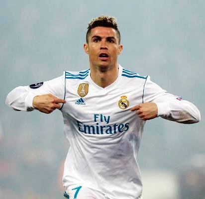 Cristiano Ronaldo (Utopía Nazi)