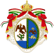 Armas de Teresa Maria do México