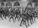 German invasion of Turkey (World of Sultans)