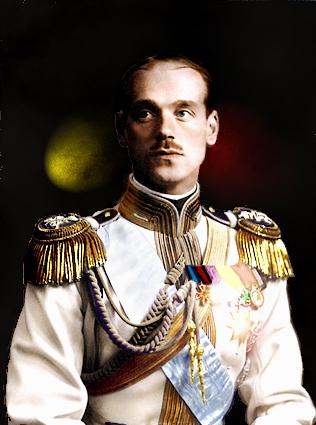 Михаил II (Мир Выжившего Скобелева)