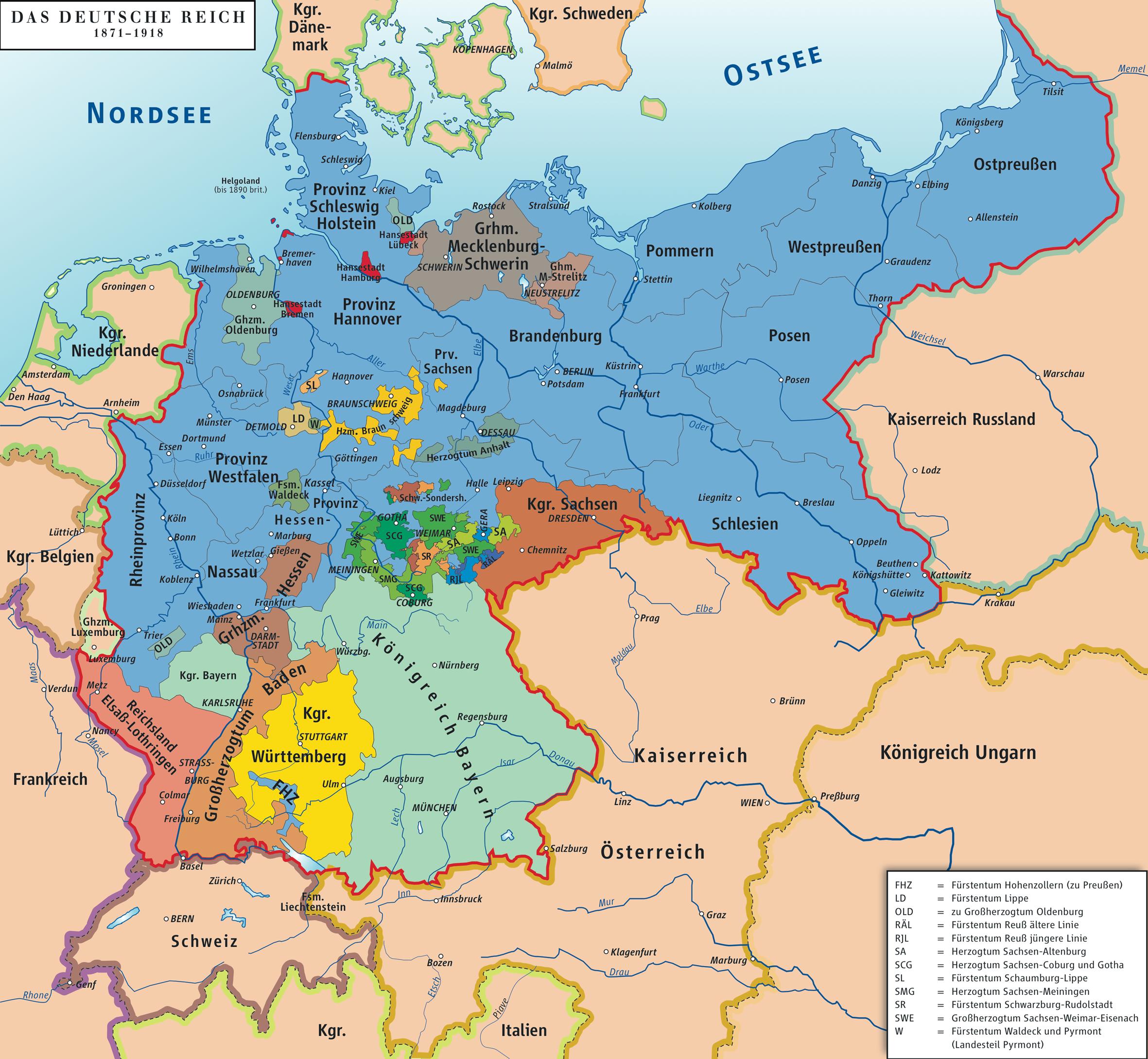 1848 Frankfurt Congress
