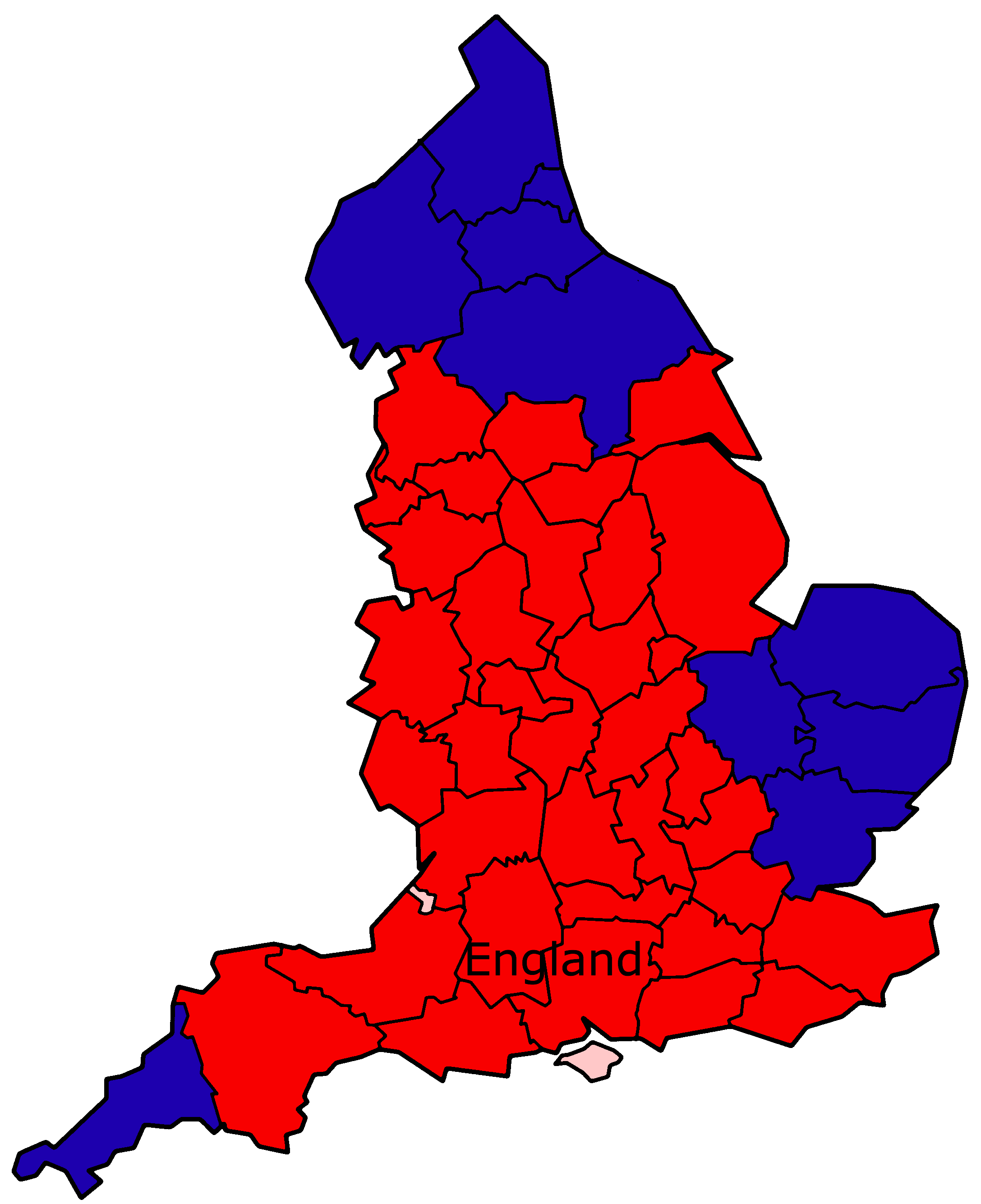England (A Different History)