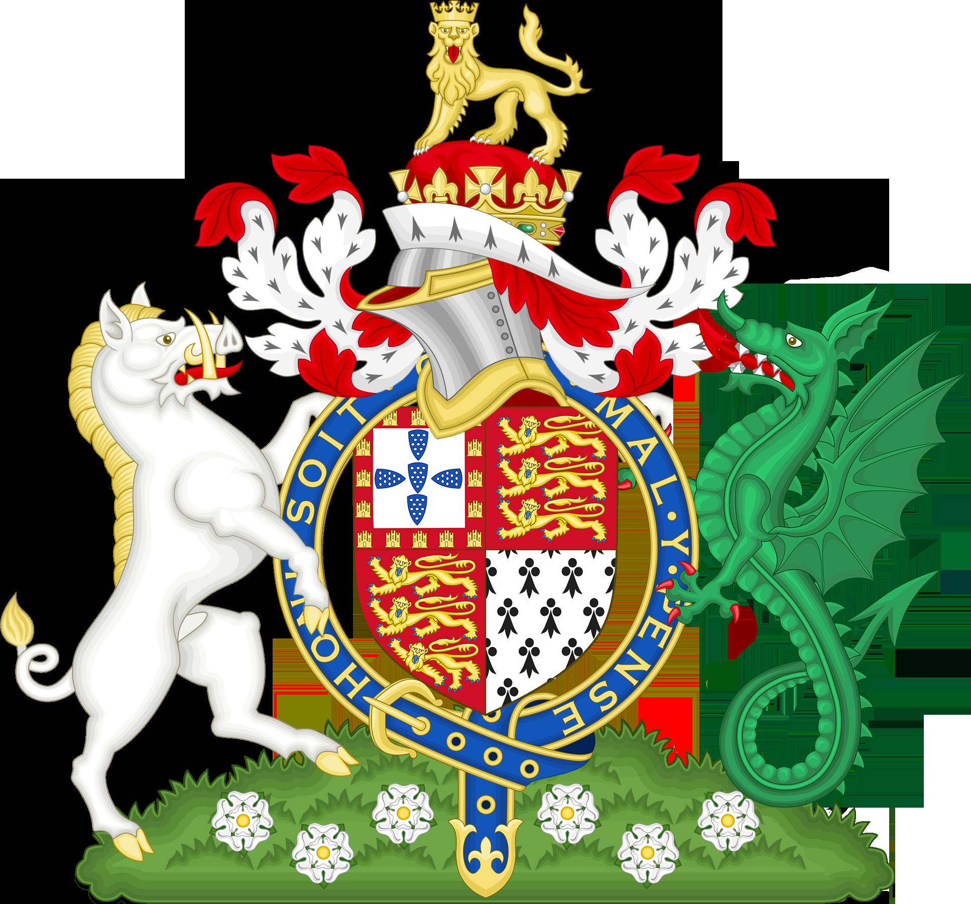 Королевство Англия (Победа при Босуорте)