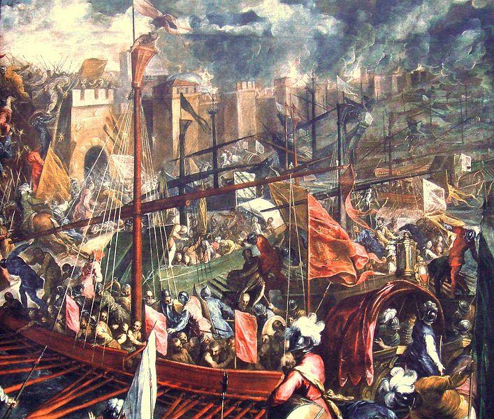 El Imperio Romano de Occidente Sobrevive