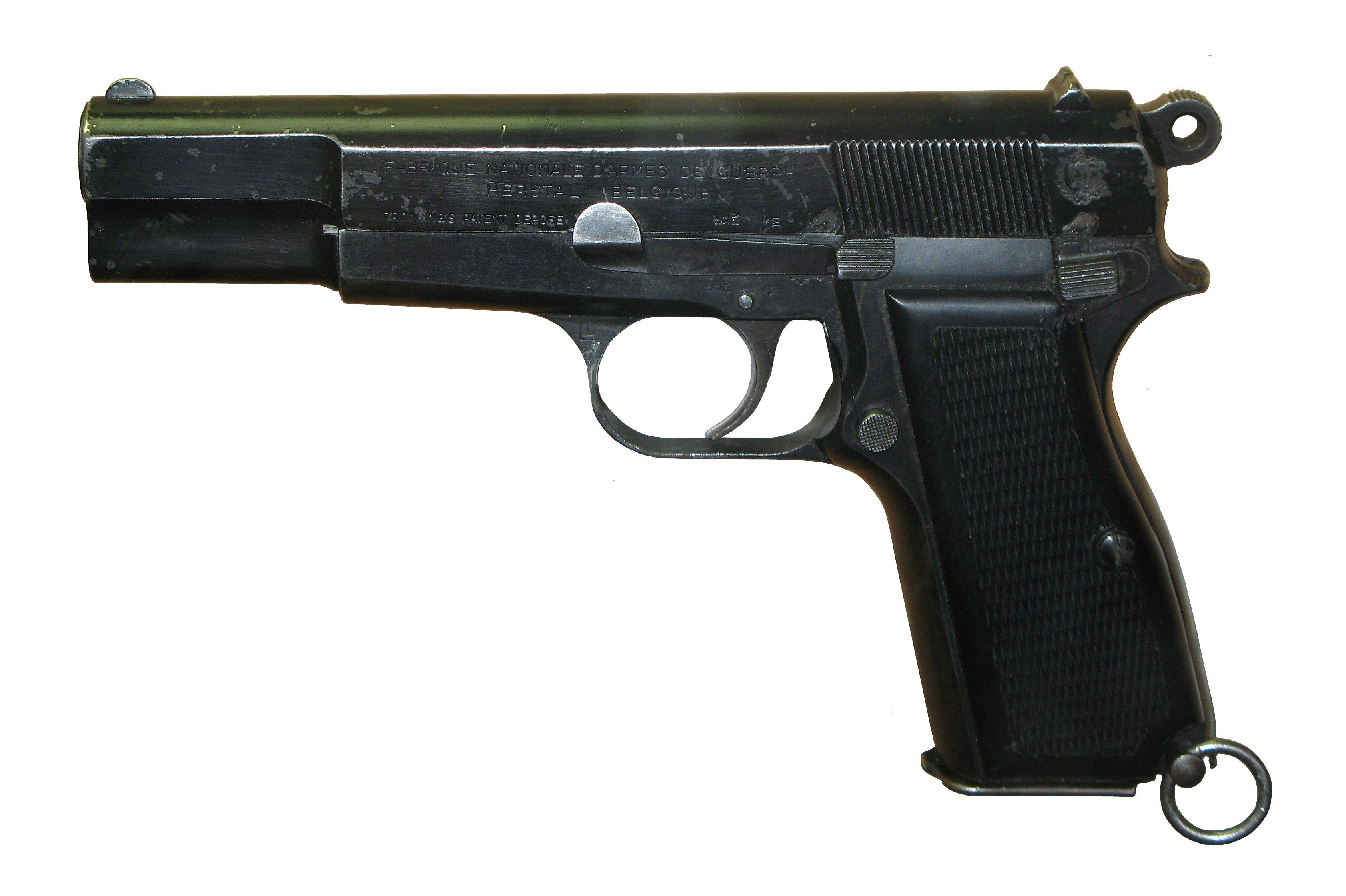 9 мм пистолет обр. 33 г. (Мир Победившего Белого Движения)
