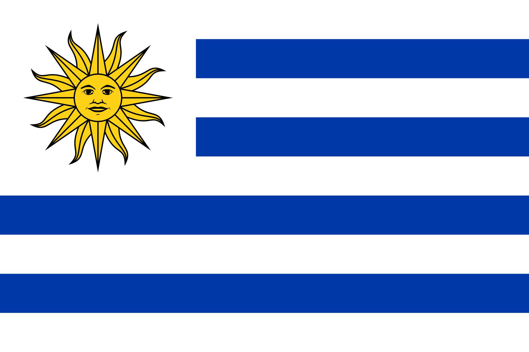 Uruguay (1983: Doomsday)