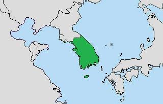 Corea del Sur (Gran Imperio Alemán)