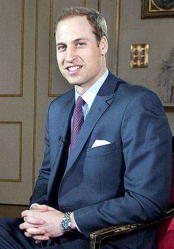 Prince William, Duke of Bunbury (Joan of What?)