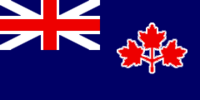 Canadian Government Ensign