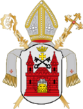 Coat of Arms of the Archbishopric of Riga.png