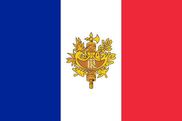 Flag Kingdom French Republic.png