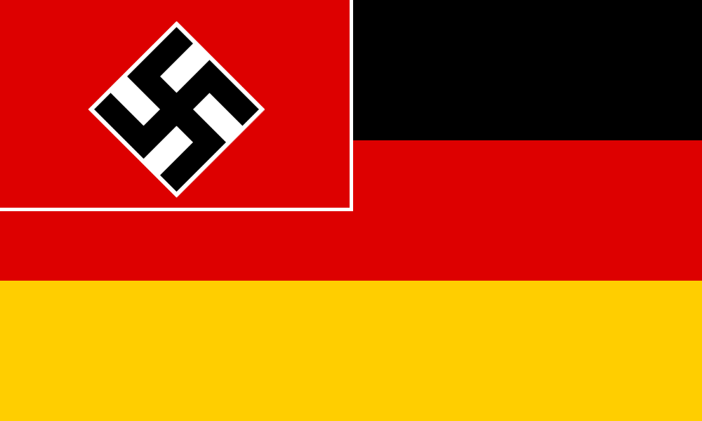 Flag of South Germany (Yell. 1936).png