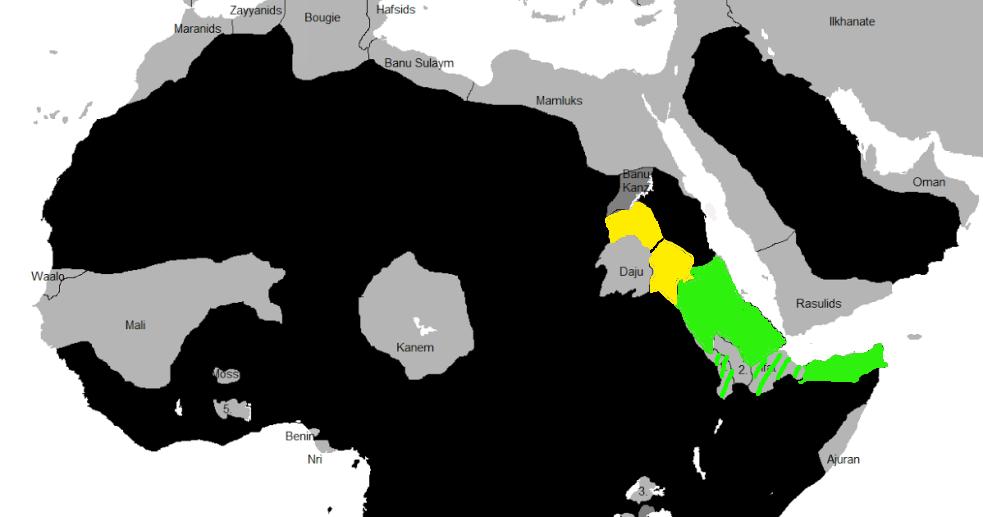 Empire of Ethiopia (Merveilles du Monde)