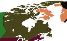 Location of Algonquia