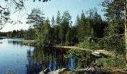 Озеро Энгозеро