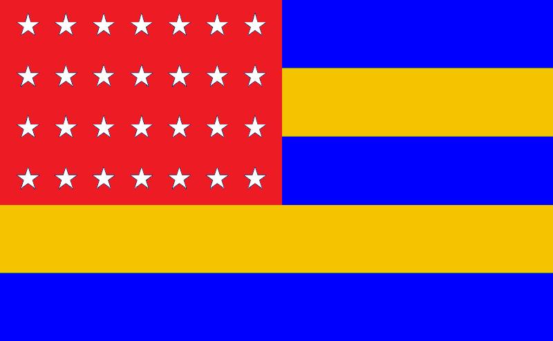 Estados Confederados Antillanos (Poitiers 732)