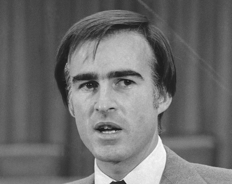 1976 Presidential Election (Jerry Brown Shocking Candidate)