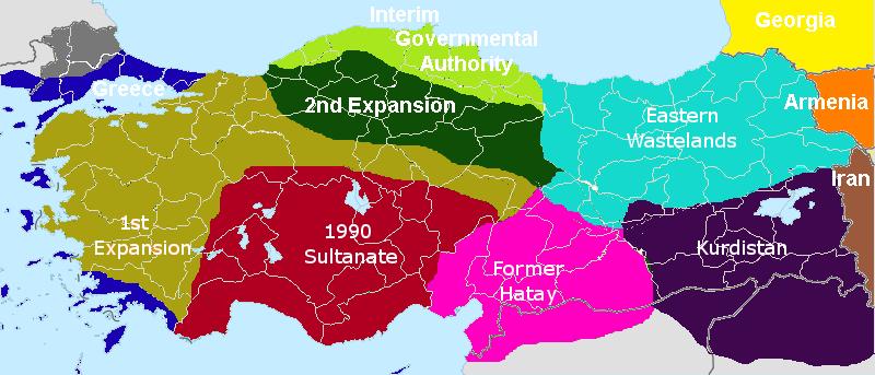 Interim Governmental Authority (1983: Doomsday)