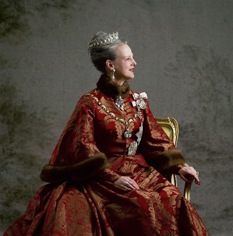 Margarita II de Dinamarca (ASXX)