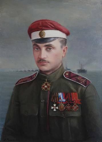 Владимир Григорьевич Харжевский (Мир Российского государства)