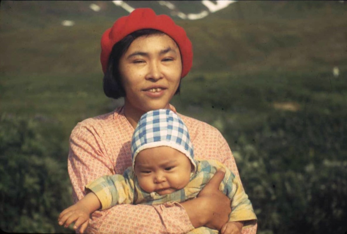 Alaskan Indians (Russian America)