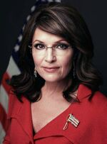 Sarah Palin official White House portait .jpg