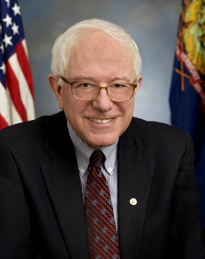 Bernie Sanders (Joan of What?)