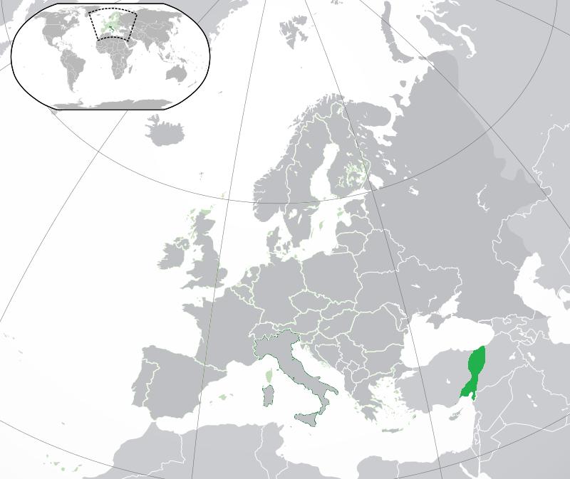 East Anatolia (Super Empire of Serbia)
