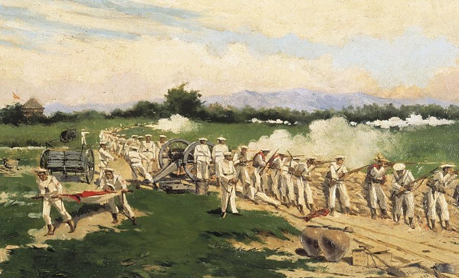 Испано-японская война (Pax Napoleonica)