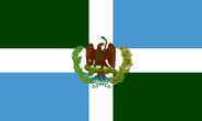 3era Bandera de Mexico 1811 MI