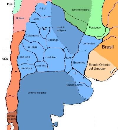 Estados Unidos del Río de la Plata