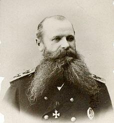Степан Осипович Макаров(Мир другой России)