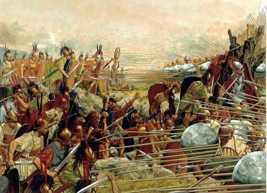 500 - 400 BC (Guardians)