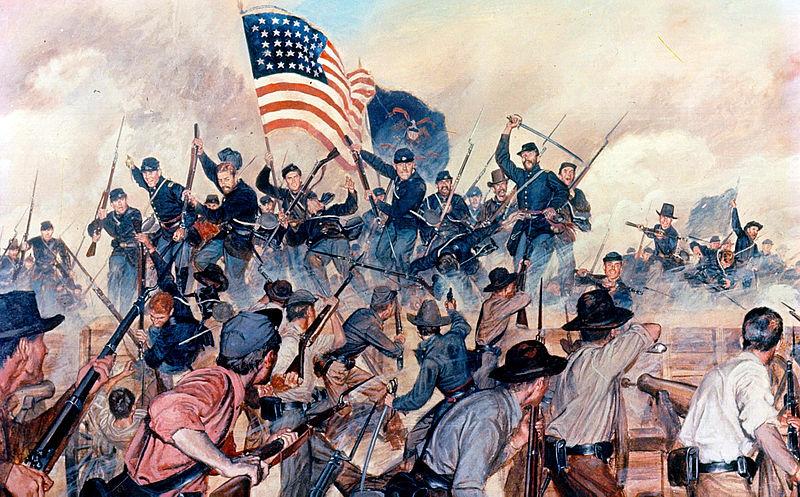 Гражданская война в США (Свобода, равенство, братство!)
