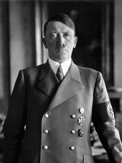 Adolf Hitler (For Want of a Telegram)